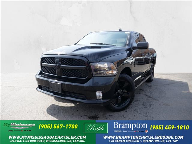 2019 RAM 1500 Classic ST (Stk: 21274A) in Mississauga - Image 1 of 21