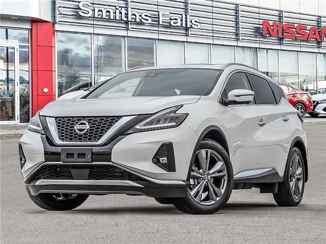 2021 Nissan Murano Platinum (Stk: 21-091) in Smiths Falls - Image 1 of 10