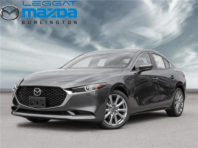 2021 Mazda Mazda3 GT (Stk: 211395) in Burlington - Image 1 of 23