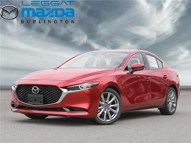 2021 Mazda Mazda3 GT (Stk: 211751) in Burlington - Image 1 of 23