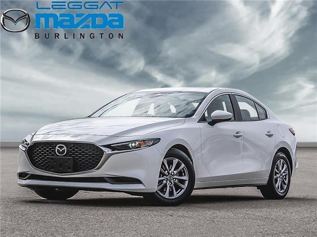 2021 Mazda Mazda3 GS (Stk: 217112) in Burlington - Image 1 of 23