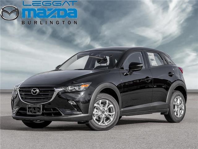 2021 Mazda CX-3 GS (Stk: 214671) in Burlington - Image 1 of 23
