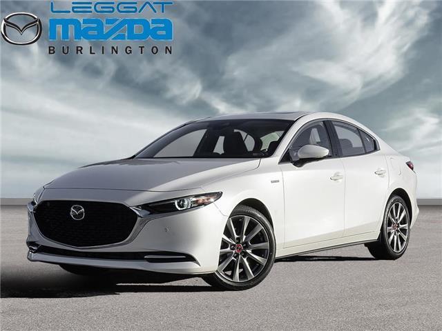 2021 Mazda Mazda3 GT w/Turbo (Stk: 210754) in Burlington - Image 1 of 22