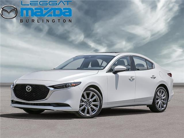 2021 Mazda Mazda3 GT (Stk: 217748) in Burlington - Image 1 of 23