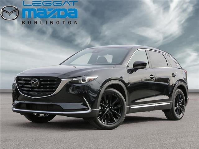 2021 Mazda CX-9 Kuro Edition (Stk: 212161) in Burlington - Image 1 of 22