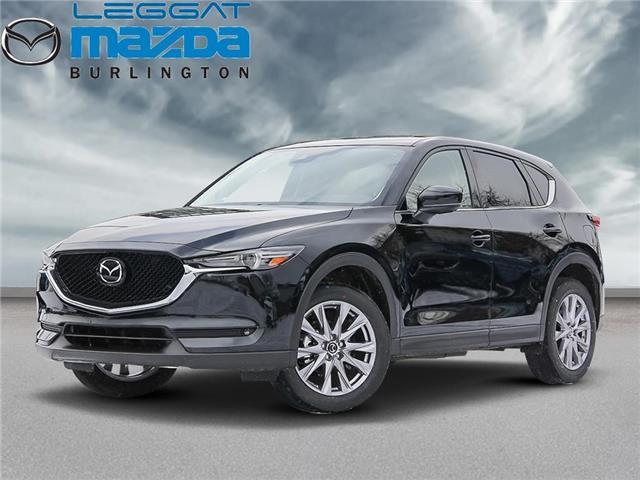 2021 Mazda CX-5 GT (Stk: 217283) in Burlington - Image 1 of 23
