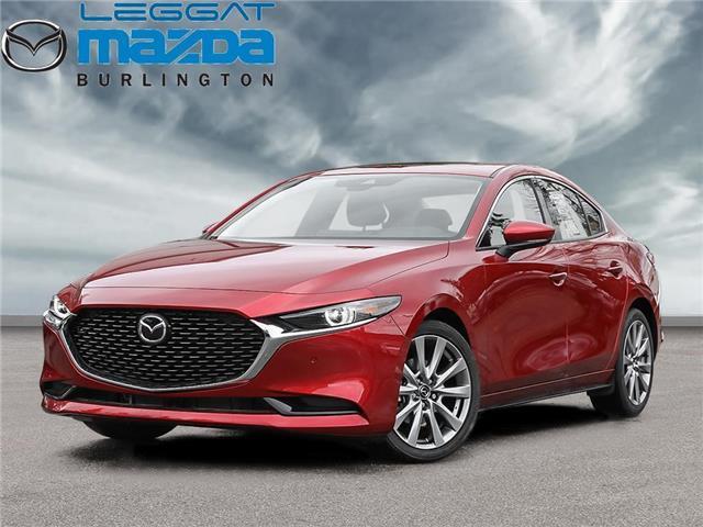 2021 Mazda Mazda3 GT w/Turbo (Stk: 215438) in Burlington - Image 1 of 23