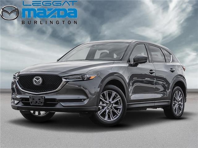2021 Mazda CX-5 GT (Stk: 214807) in Burlington - Image 1 of 23