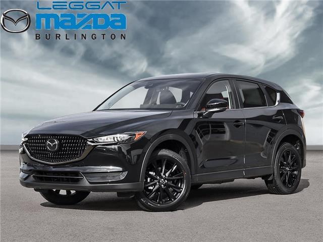 2021 Mazda CX-5 Kuro Edition (Stk: 215627) in Burlington - Image 1 of 23