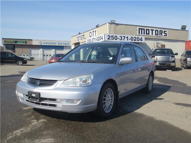 2002 Acura EL Premium (Stk: ) in Kamloops - Image 1 of 24