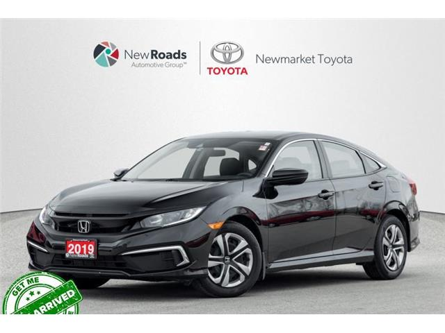 2019 Honda Civic LX (Stk: 6378) in Newmarket - Image 1 of 22