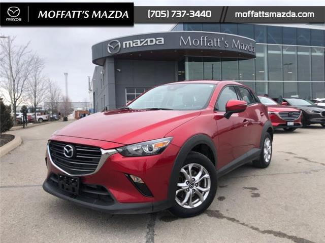 2019 Mazda CX-3 GS (Stk: P8663A) in Barrie - Image 1 of 22