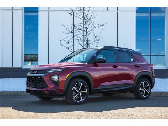 2021 Chevrolet TrailBlazer RS (Stk: MM104) in Trois-Rivières - Image 1 of 30