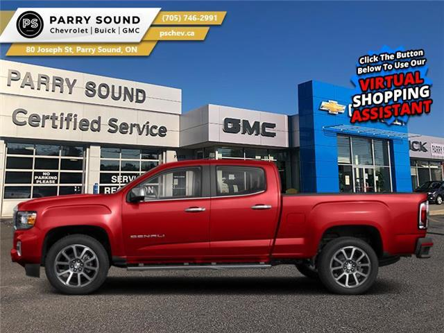 2021 GMC Canyon Denali (Stk: 21477) in Parry Sound - Image 1 of 1