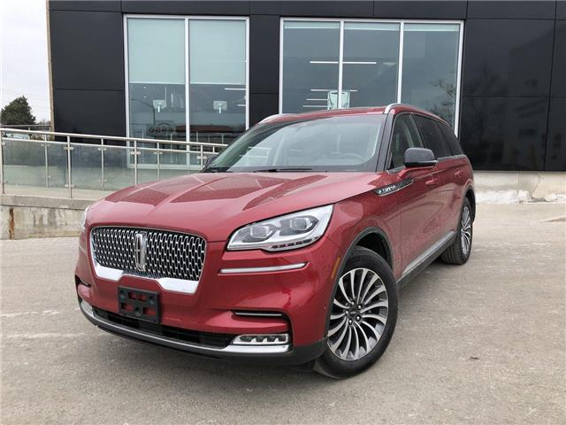 2020 Lincoln Aviator Reserve (Stk: LA201193) in Barrie - Image 1 of 25