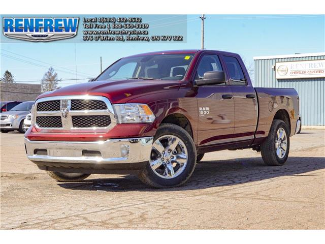 2021 RAM 1500 Classic Tradesman (Stk: M046) in Renfrew - Image 1 of 28