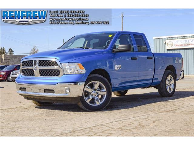2021 RAM 1500 Classic Tradesman (Stk: M045) in Renfrew - Image 1 of 27