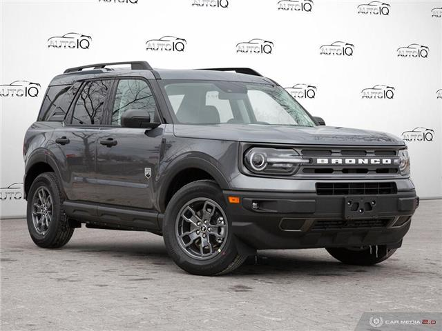 2021 Ford Bronco Sport Big Bend (Stk: W0109) in Barrie - Image 1 of 27