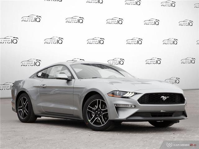 2021 Ford Mustang EcoBoost Premium Silver