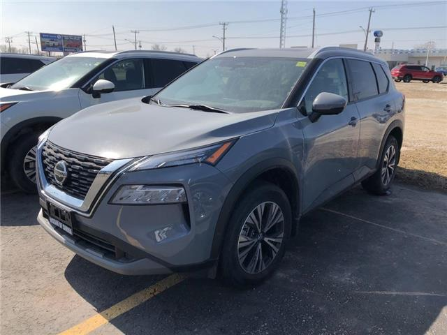 2021 Nissan Rogue SV (Stk: 21007) in Sarnia - Image 1 of 5