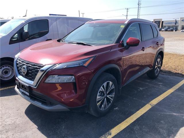 2021 Nissan Rogue SV (Stk: 21020) in Sarnia - Image 1 of 5