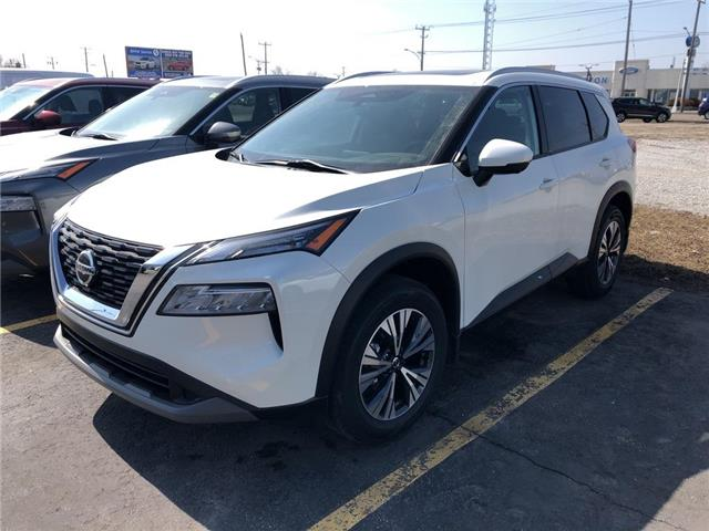 2021 Nissan Rogue SV (Stk: 21067) in Sarnia - Image 1 of 5