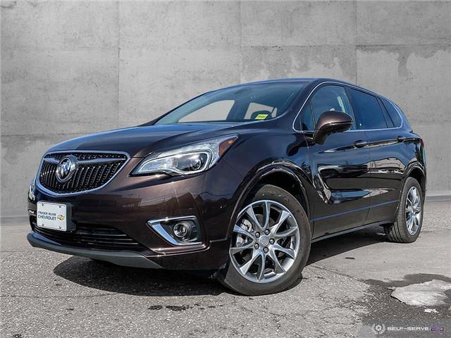 2020 Buick Envision Preferred (Stk: 20002) in Quesnel - Image 1 of 25