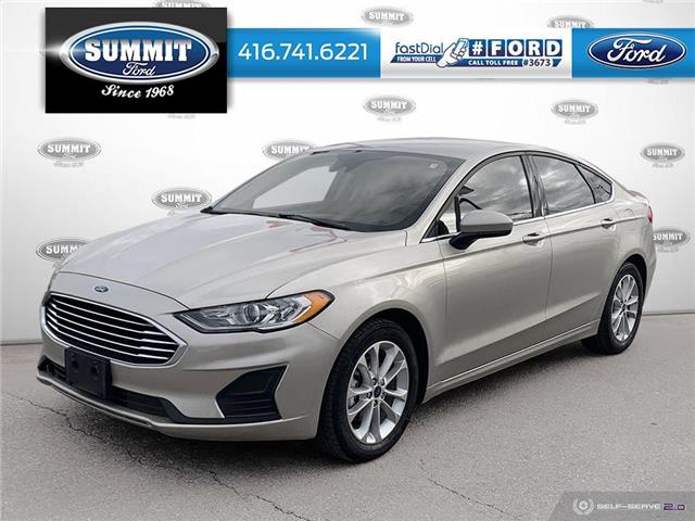 2019 Ford Fusion SE (Stk: PL22062) in Toronto - Image 1 of 25