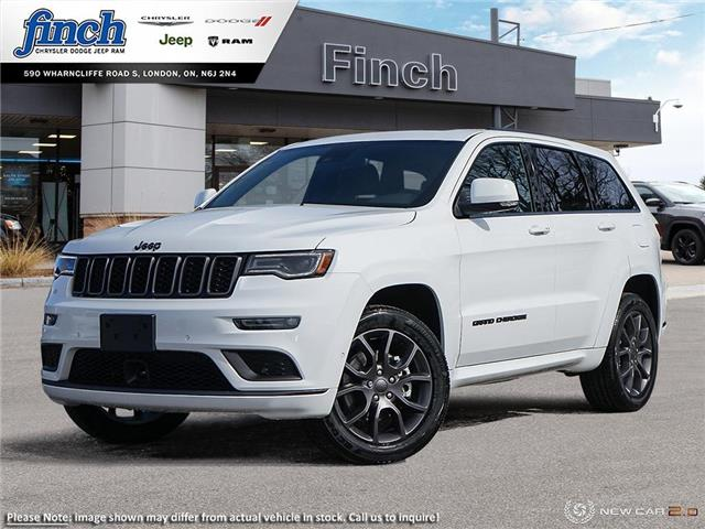 2021 Jeep Grand Cherokee Overland (Stk: 100850) in London - Image 1 of 24