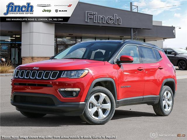 2021 Jeep Compass North (Stk: 100213) in London - Image 1 of 23