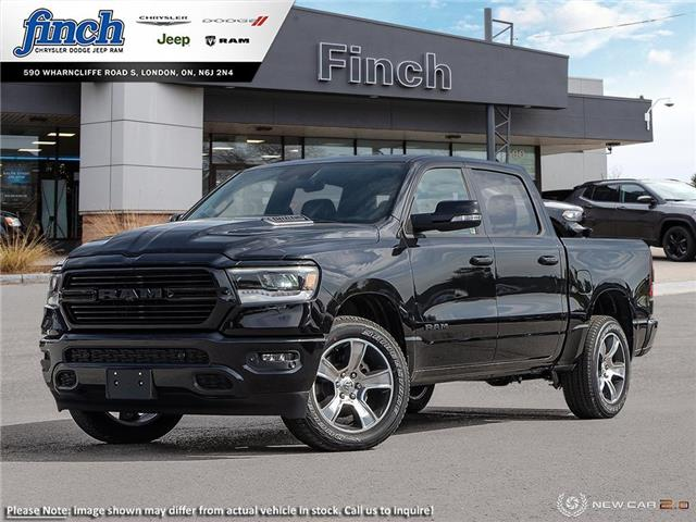 2021 RAM 1500 Sport (Stk: 100966) in London - Image 1 of 24