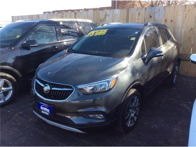 2018 Buick Encore Sport Touring (Stk: A8723) in Sarnia - Image 1 of 30