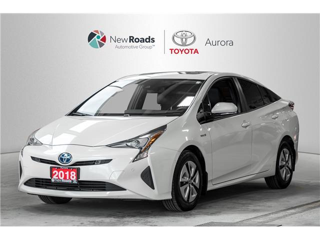 2018 Toyota Prius  (Stk: 323991) in Aurora - Image 1 of 21