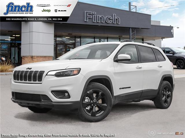 2021 Jeep Cherokee Altitude (Stk: 100680) in London - Image 1 of 23