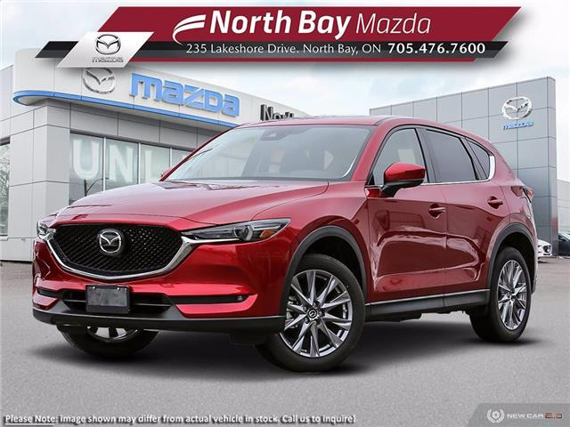 2021 Mazda CX-5 GT (Stk: 21130) in North Bay - Image 1 of 23