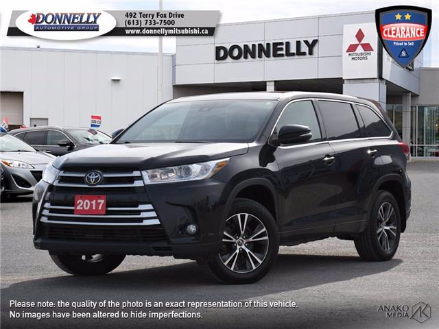2017 Toyota Highlander LE (Stk: MU1087) in Kanata - Image 1 of 29