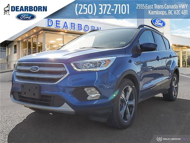 2017 Ford Escape SE (Stk: KM002) in Kamloops - Image 1 of 26