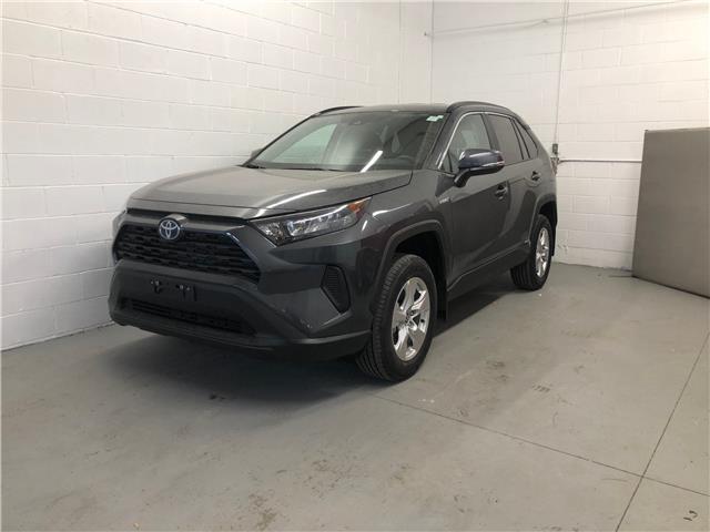 2021 Toyota RAV4 Hybrid LE (Stk: TX151) in Cobourg - Image 1 of 8