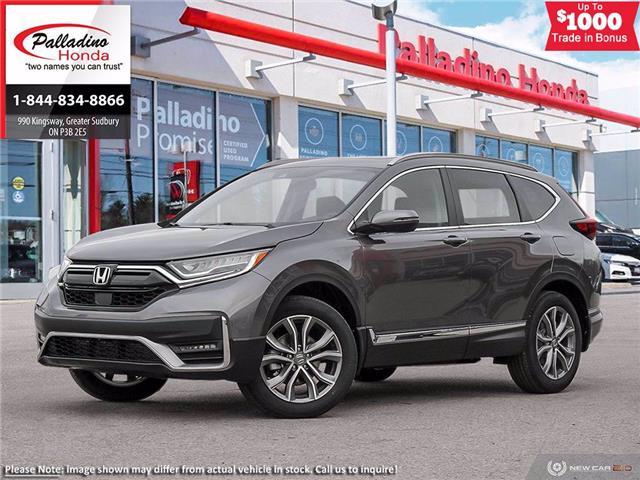 2021 Honda CR-V Touring (Stk: 22962) in Greater Sudbury - Image 1 of 23