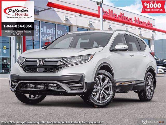 2021 Honda CR-V Touring (Stk: 22973) in Greater Sudbury - Image 1 of 23