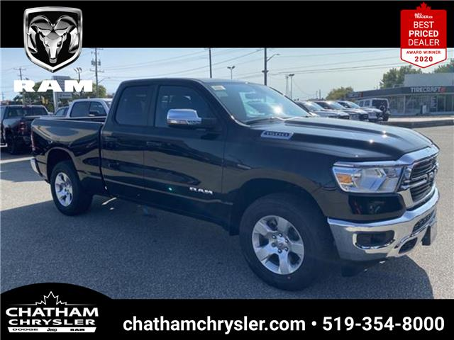 2021 RAM 1500 Big Horn (Stk: N04763) in Chatham - Image 1 of 16