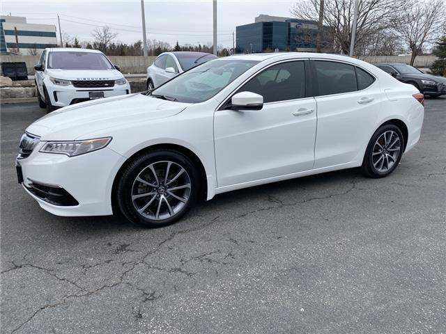 2017 Acura TLX  (Stk: 396-06) in Oakville - Image 1 of 15