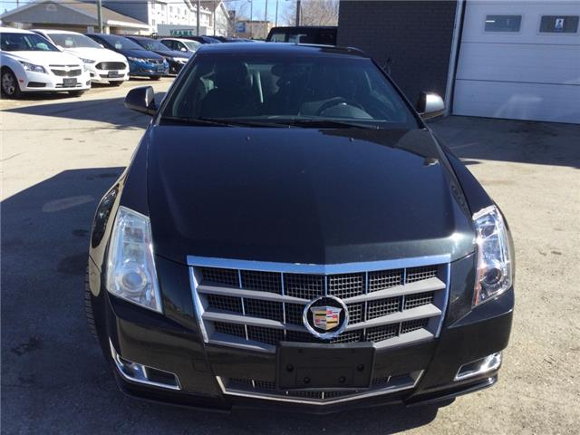 2011 Cadillac CTS Base (Stk: -) in Winnipeg - Image 1 of 15