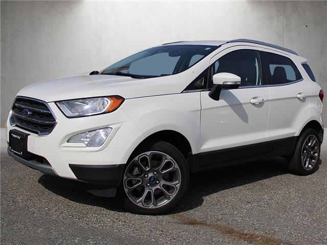 2020 Ford EcoSport Titanium (Stk: K21-0004P) in Chilliwack - Image 1 of 15