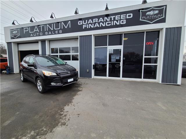 2013 Ford Escape SE (Stk: c89034) in Kingston - Image 1 of 11