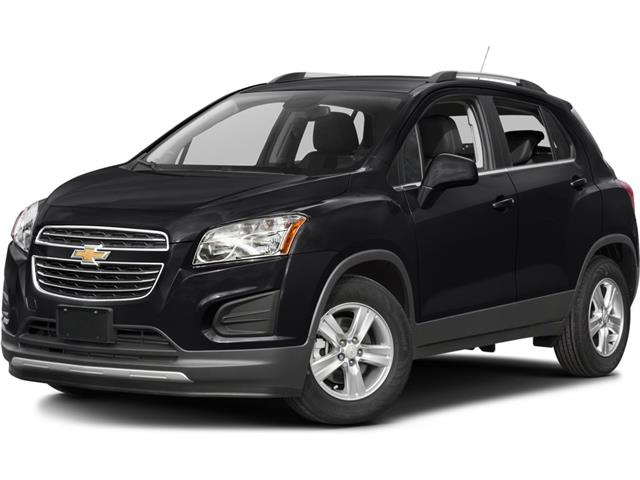 2016 Chevrolet Trax LT (Stk: P21-099) in Edson - Image 1 of 1