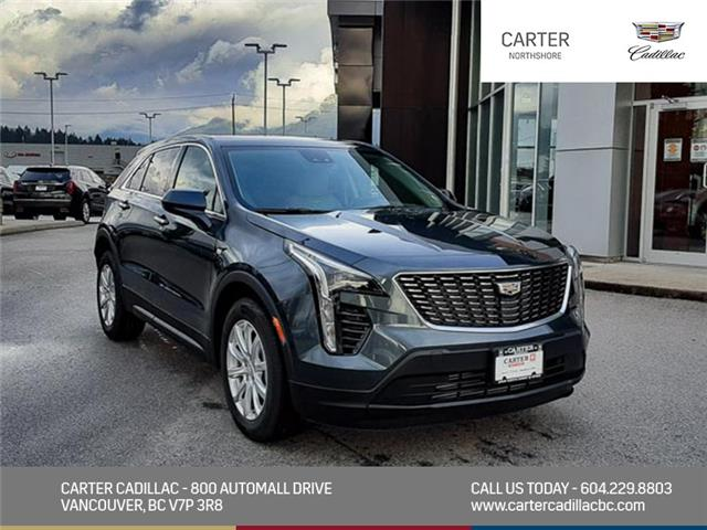 2021 Cadillac XT4 Luxury (Stk: 1D1781T) in North Vancouver - Image 1 of 22