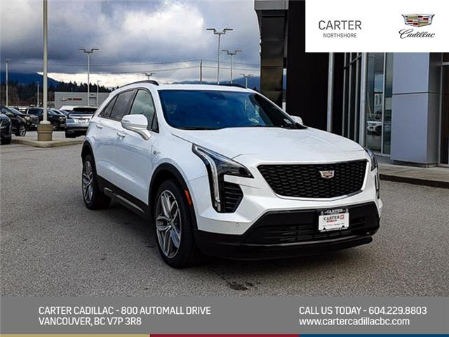 2021 Cadillac XT4 Sport (Stk: 1D28820) in North Vancouver - Image 1 of 24