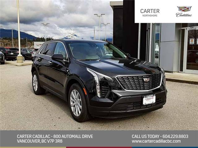 2021 Cadillac XT4 Luxury (Stk: 1D64770) in North Vancouver - Image 1 of 23