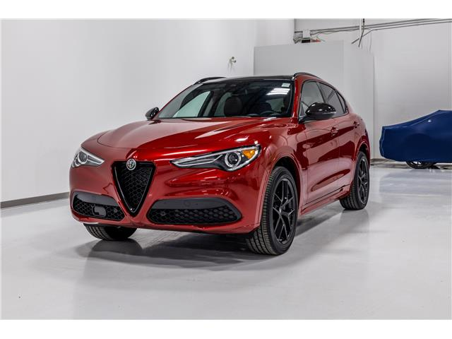 2021 Alfa Romeo Stelvio ti (Stk: ARE0102) in Edmonton - Image 1 of 21